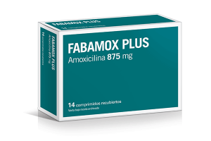FABAMOX PLUS 875mg 14 comprimidos