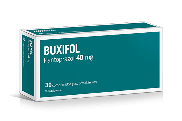 BUXIFOL 40mg x 30 comprimidos