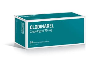 CLODINAREL 75mg x 30 comprimidos